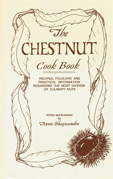 CHESTNUT ROASTER COOKBOOK