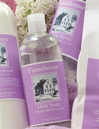 WHITE LILAC DISH SOAP