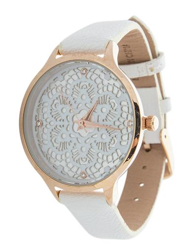 Lace Timepiece