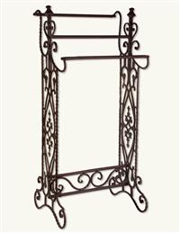 VICTORIAN TOWEL RACK
