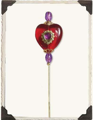 HEART SOCIETY STICKPIN