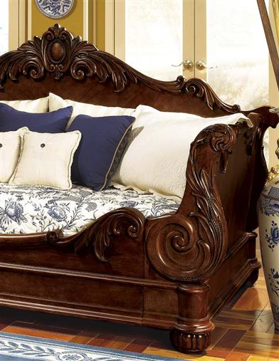 EDWARDIAN DAY BED