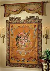 HANDWOVEN EUROPEAN TAPESTRY
