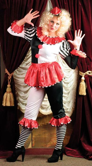 PIERROT GOURMAND COSTUME