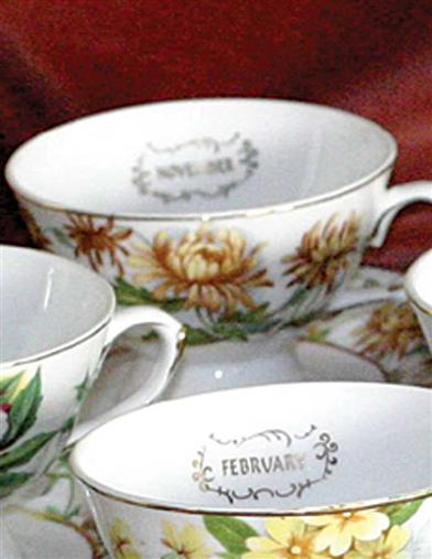 TEACUP OF THE MONTH (NOVEMBER)