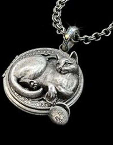 My Cat's Locket