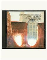 OLDE ENGLISH MADRIGALS CD