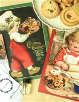 BAKING COOKIES (PKG OF 10 ARTISAN CARDS)