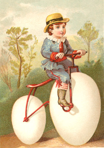 """Egg-Cited"" To Wish You A Happy Easter!"