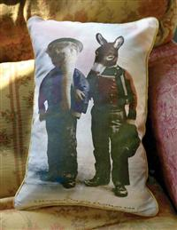 Politically Correct Pillow Cover