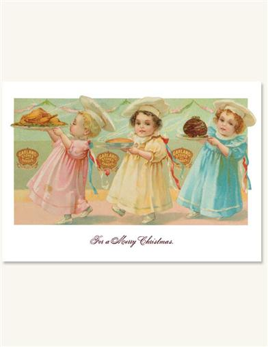 SENDING GOODNESS YOUR WAY(PKG OF 10 HOLIDAY CARDS)
