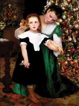 A BELL FOR ELIZABETH (PKG OF 10 HOLIDAY CARDS)