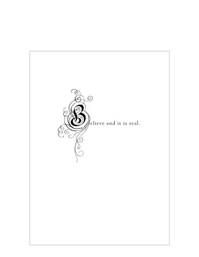 Boy Mail Letter To Santa Christmas Card(pkg Of 10)
