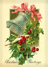 Bells Of Peace (Pkg Of 10 Holiday Cards)