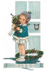 FROM OUR HOME TO YOURS (PKG OF 10 HOLIDAY CARDS)
