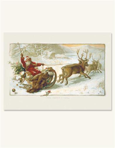 SPIRIT TAKE FLIGHT (PKG OF 10 HOLIDAY CARDS)