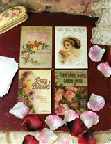 GARDEN ROSE (PKG OF 8 NOTECARDS)