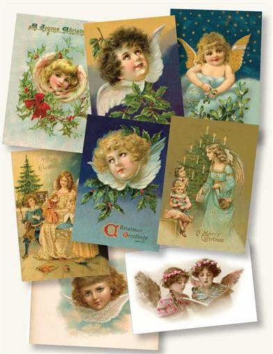 HEAVEN'S CHILDREN NOTECARD SAMPLER (ASST OF 8)