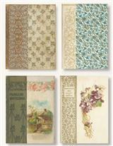 ANTIQUE BOOK (PKG OF 8 NOTECARDS)
