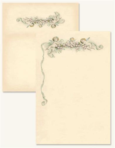 CHERUBS STATIONERY