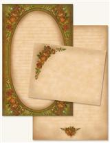 Old Roses Stationery