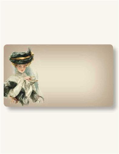 HIGH TEA STICKERS (ROLL OF 200)