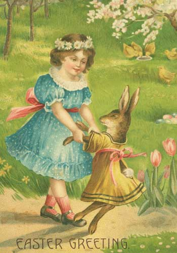 May this Easter find you dancing with joy!