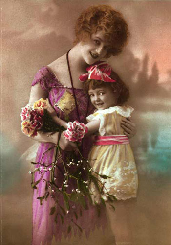 You are near and dear to my heart. Happiest of Mother's Days!